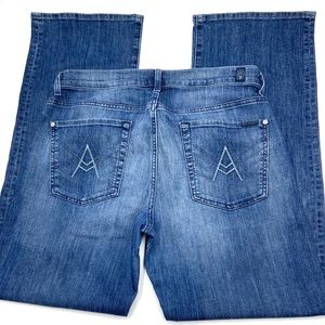 """7 for all Mankind Men's """"A"""" Pocket Relaxed Jeans"""